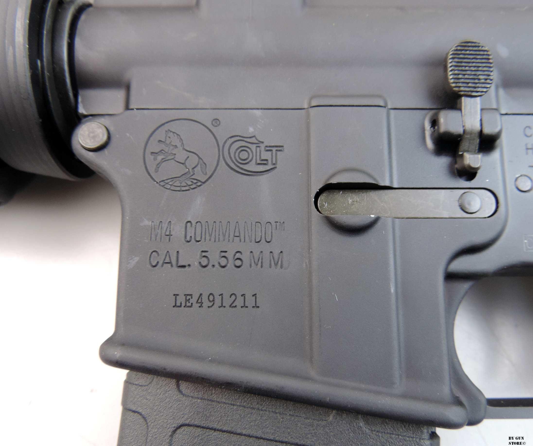 Carbine Colt mod  M4 Commando 12