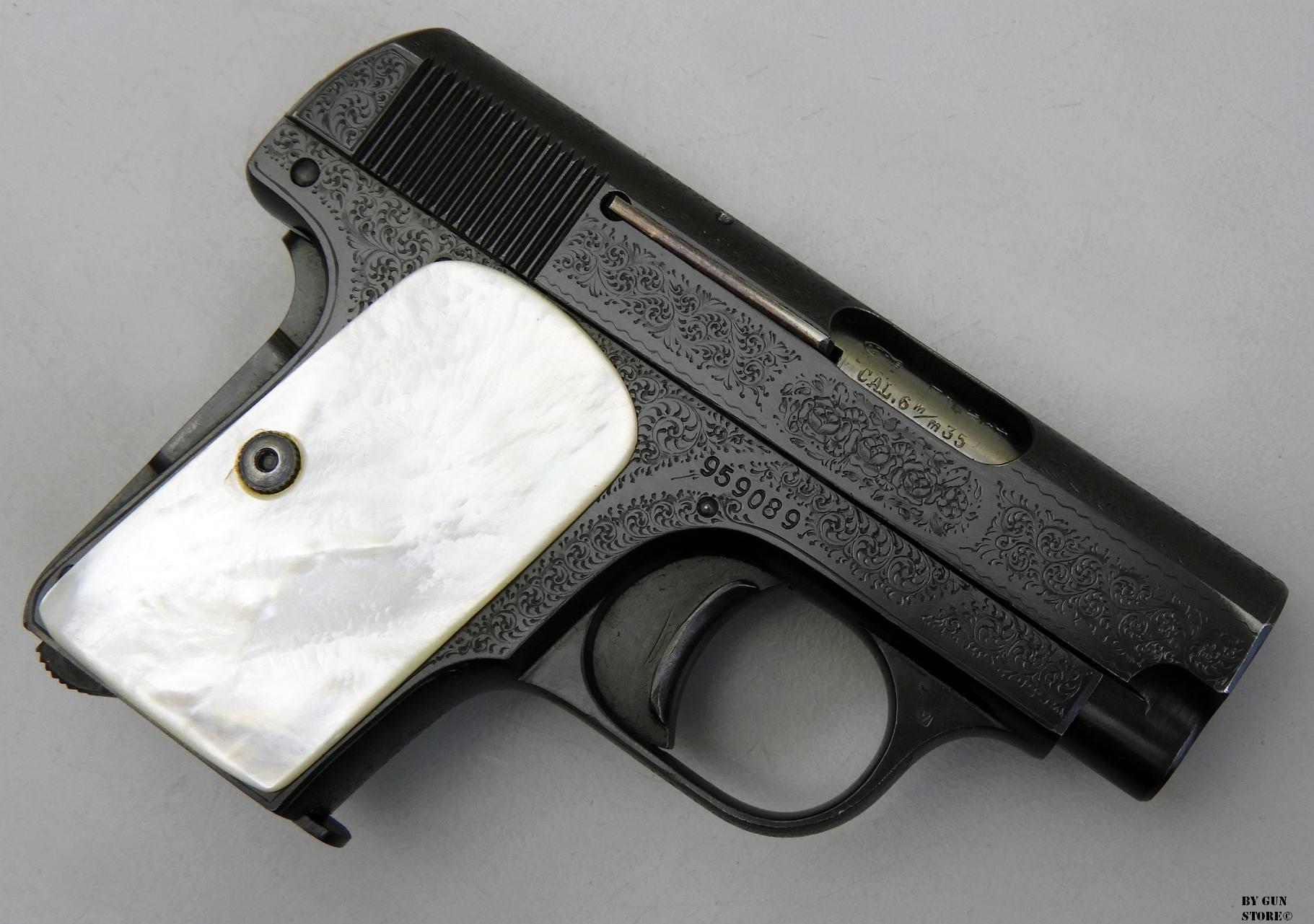 datazione Browning pistole