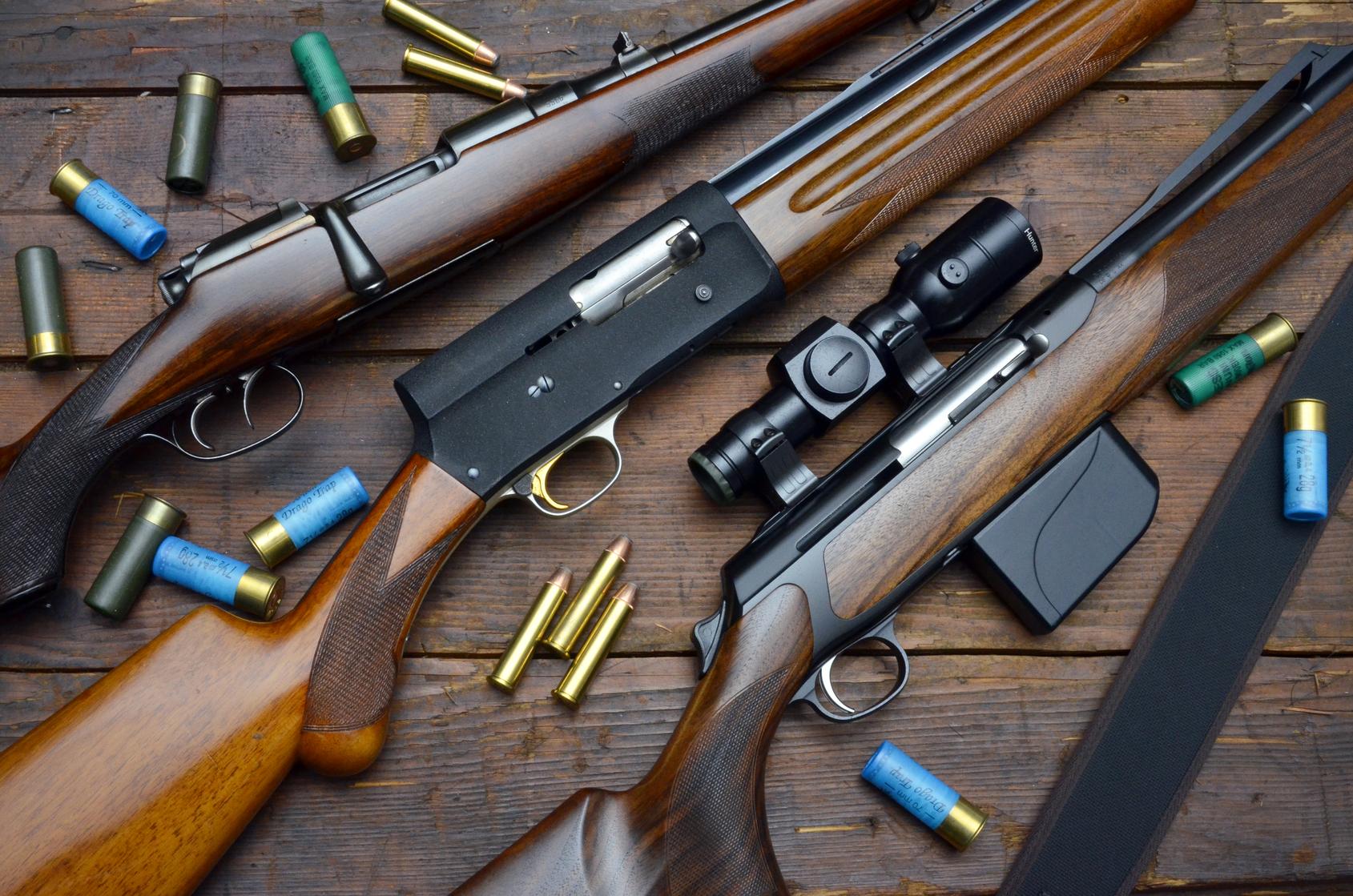 Armi da Caccia